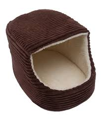 Covered Dog Bed Amazon Com Iconic Pet Luxury Snugglez Igloo Pet Bed Medium