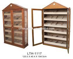 cigar humidor display cabinet new 2 doors modern cigar display cabinet cigar humidor buy cigar