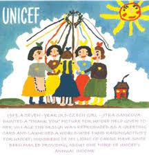 unicef unicef history unicef s greeting card