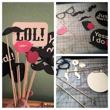 how to make your own photo booth workshop wednesday how to make your own photo booth props with