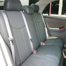 toyota corolla seats car leather upholstery toyota corolla seat cover clazzio america