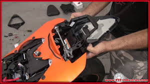 diy installation of integrated tail light by tst industries on