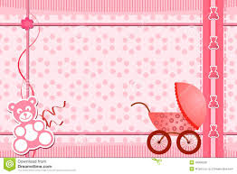 baby shower greeting card royalty free stock images image 19968329