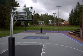 Best Backyard Basketball Court by 4 Things You Need To Buy To Play Outdoor Basketball