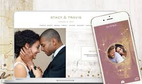 the best wedding websites high tech wedding planning the healthy voyager