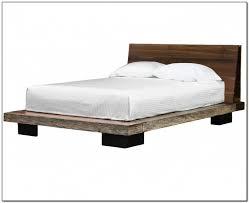 Diy Queen Size Platform Bed - queen platform bed frame with storage drawers size diy plans