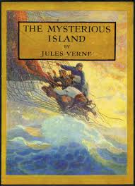 Blinded Me By Science He Blinded Me With Science The Mysterious Island By Jules Verne