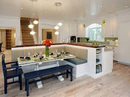 Kitchen Island With Built In Seating Fascinating Image Result For Built In Kitchen Bench Seating Corner