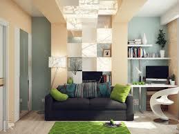 amazing workspace decorating ideas image 03 green blue elegant