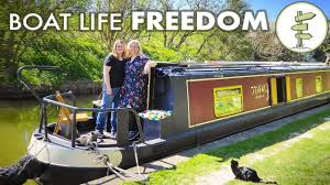 from london apartment to living on a boat full with loop