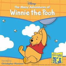winnie the pooh photo album christopher plummer the many adventures of winnie the pooh