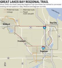 Frankenmuth Michigan Map by Frankenmuth Boat Launch Trail Near Zilwaukee To Get State Grant
