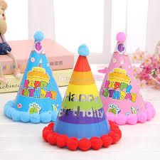 birthday hats paper hats for birthday party boys birthday decorations cap