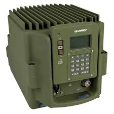 tactical vhf radios harris