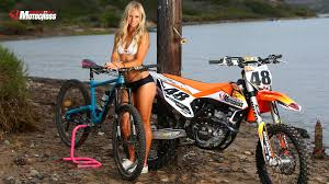 transworld motocross pin up rachel throop pinup gallery