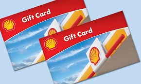 gasoline gift cards shell in groupon