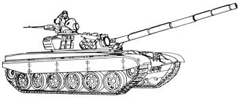 T 72 Interior Army Tank Drawing Images Reverse Search