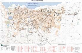 Large Scale Map Managua Large Scale Map Nicaragua
