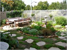 backyards beautiful backyard landscape plans rectangular
