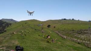 Map New Zealand Map New Zealand Landslides With Satellites Drones Helicopters