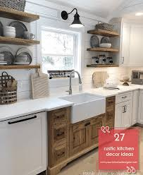 kitchen cabinet design names if you are interested in kitchens in rustic style you