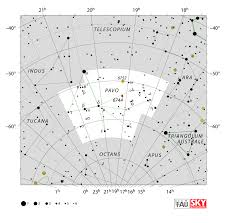 Map Of Constellations Visual Astronomy Ch7 Constellations Asterisms And Star Names