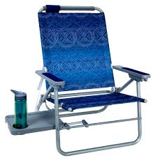 big surf reclining beach chair with slide table gci outdoor