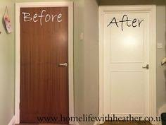 Interior Door Makeover Do This To Your Boring Doors To Make Them Look So Much Better And