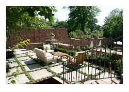 Lowe Patio Furniture - garden u0026 outdoor cozy stone lawn terrace with dwarf mondo grass