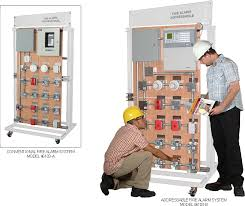 labvolt series by festo didactic fire alarm training systems
