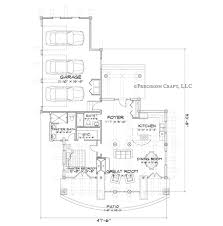 customized floor plans caribou handcrafted log home floor plan