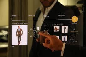 ralph lauren oak labs debut interactive fitting rooms u2013 wwd