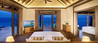 chambre sur pilotis ja manafaru 5 luxe voyage maldives séjour malé