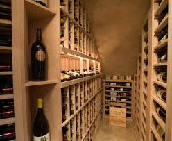 chic wine racks america trend newark modern wine cellar image