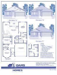 28 adams home floor plans villages of westport adams homes
