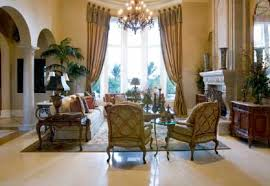 Magnificent Formal Living Room Window Treatments Living Room