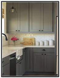 nice looking grey shaker kitchen cabinets gray near me cabinet