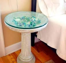 sea glass bathroom ideas 20 diy home decor ideas with colored glass and sea glass