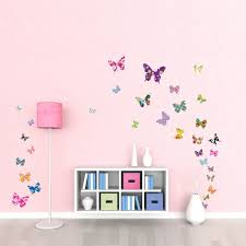 decowall dw 1201 38 farfalle colorate adesivi da parete wall decowall dw 1201 38 farfalle colorate adesivi da parete wall stickers adesivi