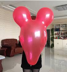 balloon wholesale 10pcs lot 36 inch mickey balloon big balloon wholesale new 7g