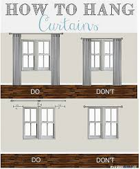 Installing Curtain Rod How Do You Hang A Curtain Rod Www Elderbranch