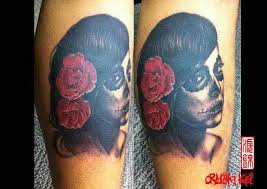 black grey work skull candy tattoo crying 5381867 top tattoos ideas