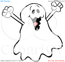 halloween happy ghost clipart free halloween happy ghost clipart