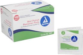 wholesale nail polish remover pads sku 432848 dollardays