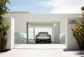 Garage Design by Holger Schubert Maserati Garage Cool Hunting