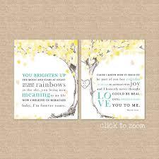 Personalized Keepsake Wedding Song Lyrics Print A Personalized Keepsake