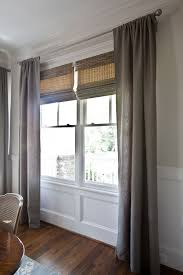 linen curtains for the dining room cedar hill farmhouse