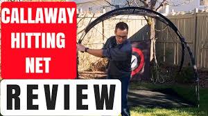 callaway golf hitting net review callaway zenith golf pratice