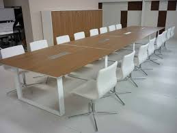 Cool Meeting Table Furniture Comfortable Conference Room Tables And Chairs Modest