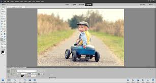 make quick fixes in photo editor